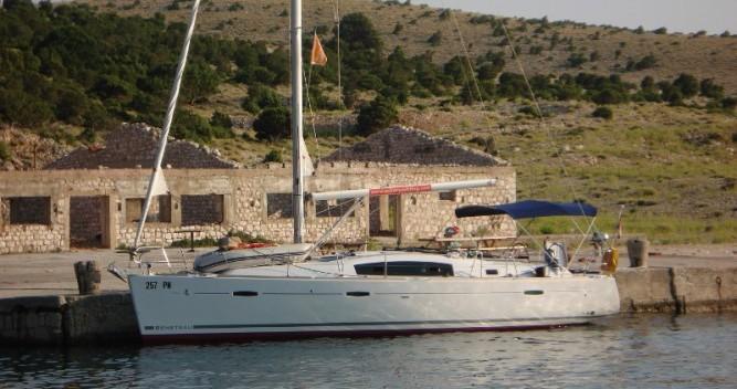 Location bateau Bénéteau Oceanis 40 à Punat sur Samboat