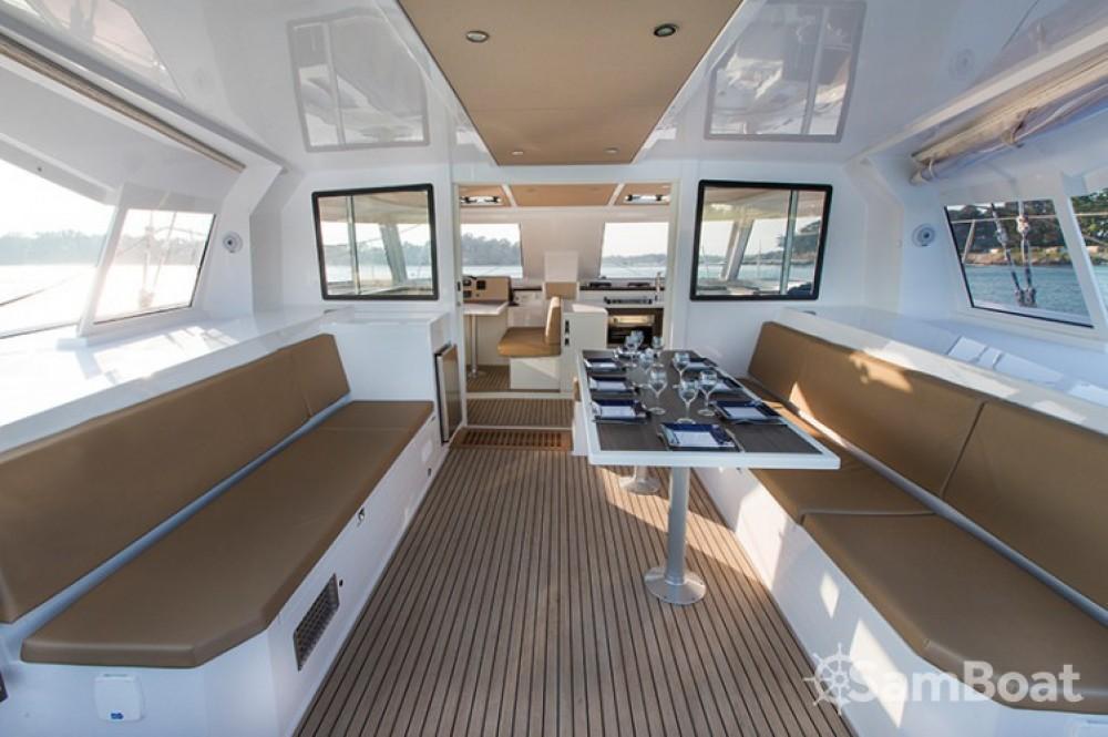 Boat rental Jezera cheap Nautitech 40