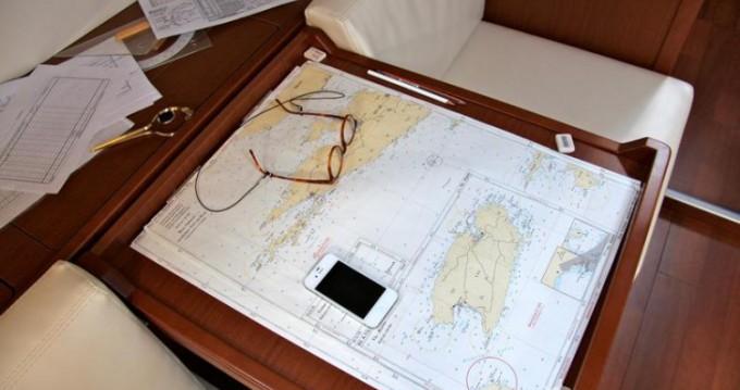 Location bateau Bénéteau Oceanis 45 à Jezera sur Samboat