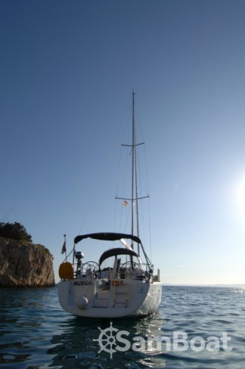 Sailboat for rent Marina Punat at the best price