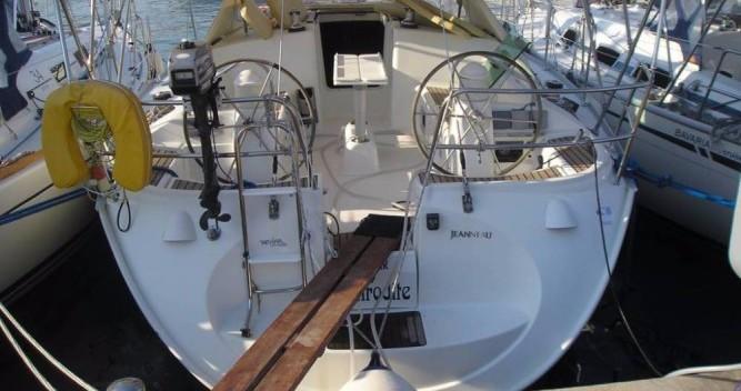 Location bateau Jeanneau Sun Odyssey 40 à Jezera sur Samboat
