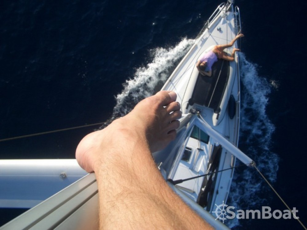 Rental yacht Marina Punat - Bénéteau Oceanis 40 on SamBoat