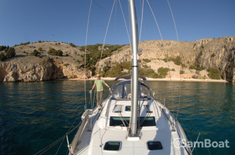 Hire Sailboat with or without skipper Bénéteau Marina Punat