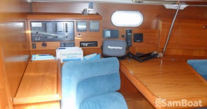 Location bateau Jezera pas cher Sun Odyssey 40