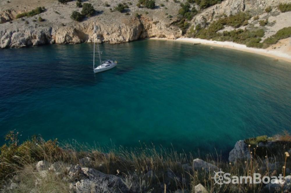 Rental Sailboat in Marina Punat - Bénéteau Oceanis 40