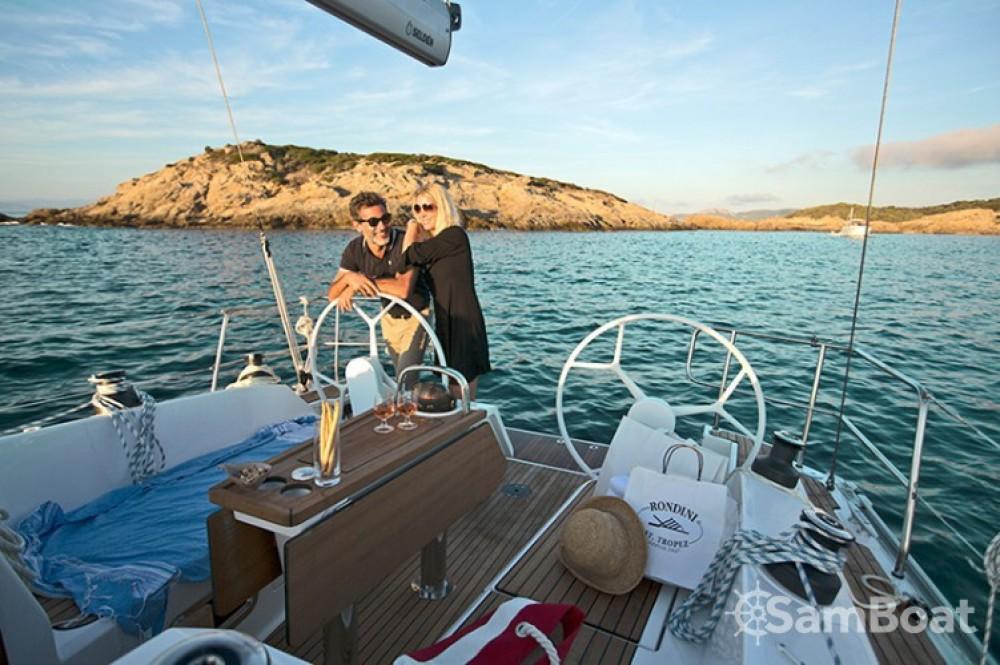 Rental yacht Sukošan - Bavaria Cruiser 37 on SamBoat