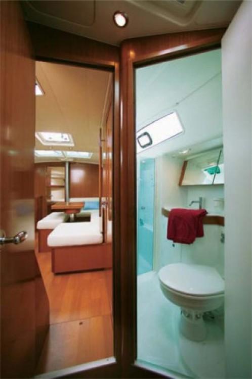 Boat rental Marina Punat cheap Oceanis 40
