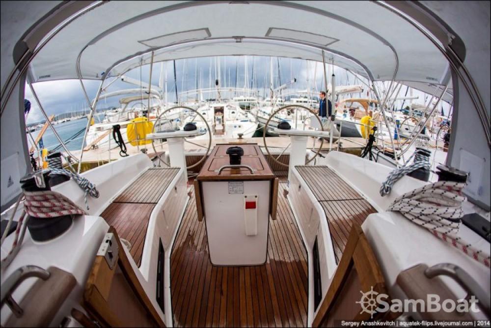 Boat rental Sukošan cheap Cruiser 45