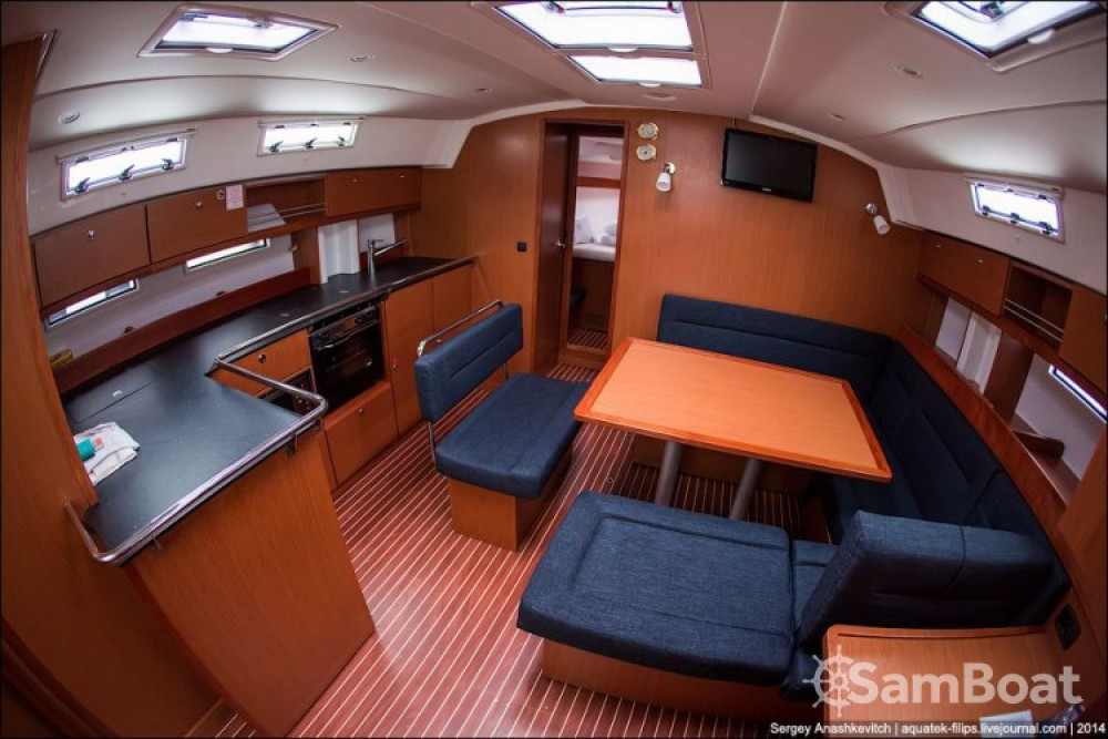 Bavaria Cruiser 45 between personal and professional Sukošan