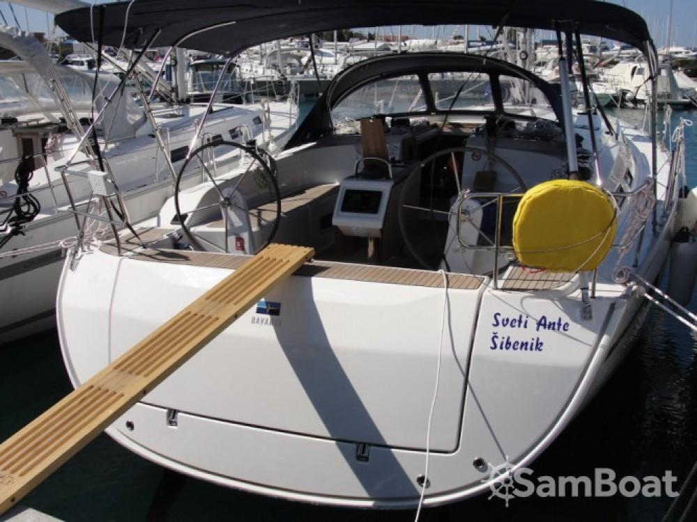 Alquiler Velero en Pirovac - Bavaria Cruiser 51