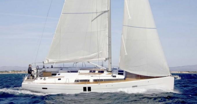 Location yacht à Pirovac - Hanse Hanse 385 sur SamBoat