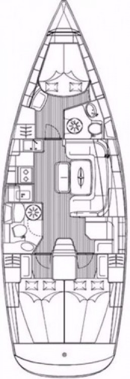Rent a Bavaria Cruiser 39 Jezera