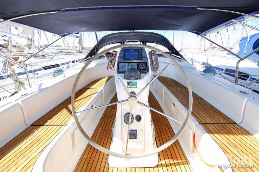 Bavaria Cruiser 39 between personal and professional Jezera