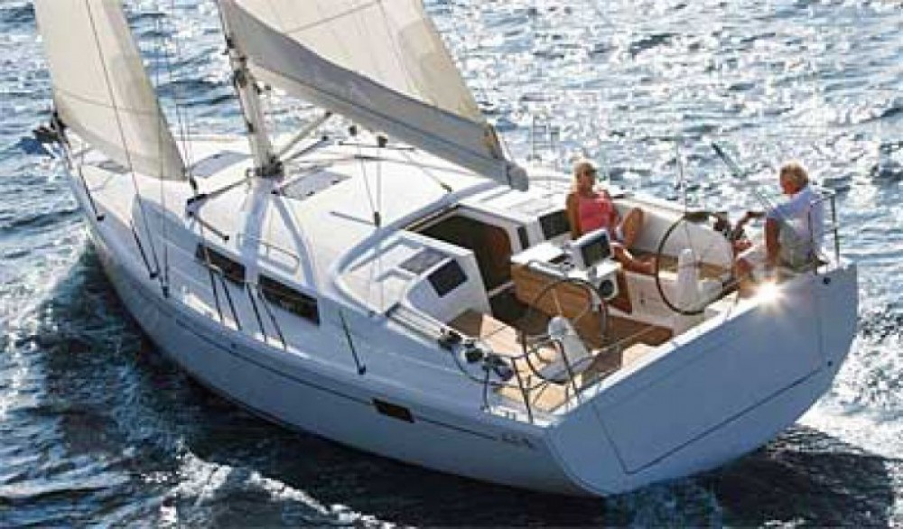 Hanse Hanse 415 between personal and professional Pirovac