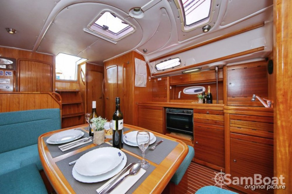 Rental Sailboat in Marina Kornati - Bavaria Cruiser 39