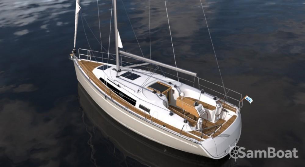 Rental yacht Marina Kornati - Bavaria Cruiser 34 on SamBoat