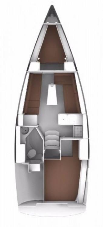 Rental Sailboat in Marina Kornati - Bavaria Cruiser 34
