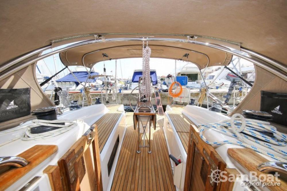 Bavaria Cruiser 33 between personal and professional Marina Kornati