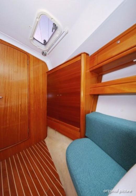 Bavaria Cruiser 39 between personal and professional Marina Kornati