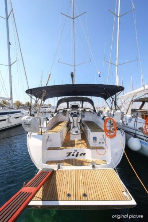 Rent a Bavaria Cruiser 36 Marina Kornati