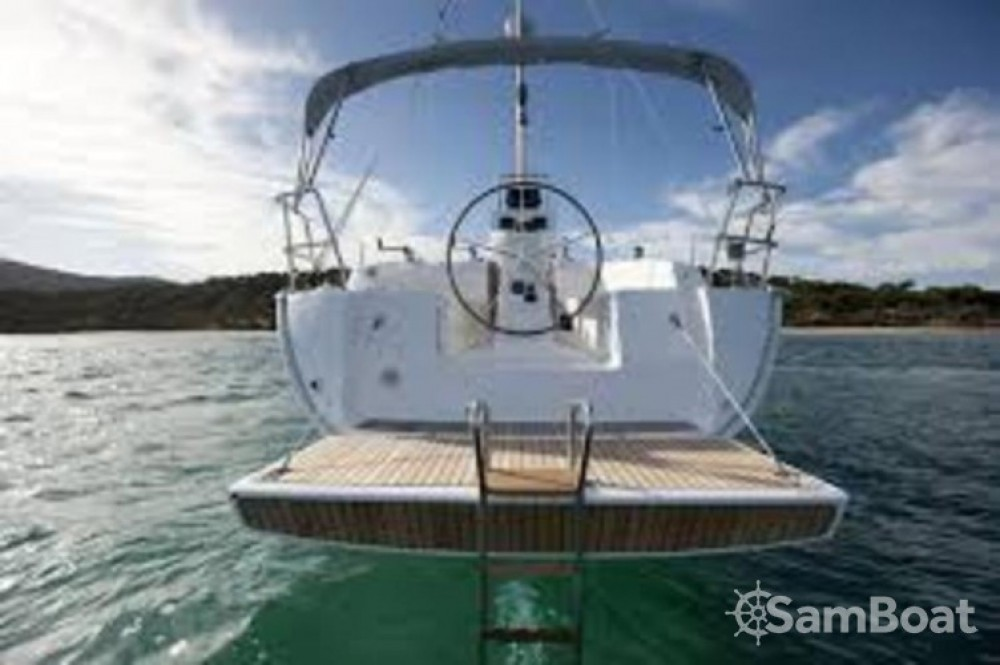 Bavaria Cruiser 32 between personal and professional Marina Kornati