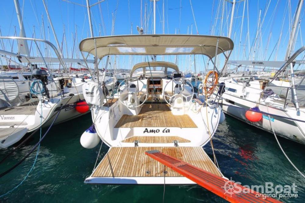 Boat rental Bavaria R40 in Marina Kornati on Samboat