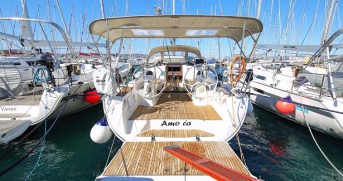 Location bateau Biograd na Moru pas cher Bavaria Cruiser 40 S
