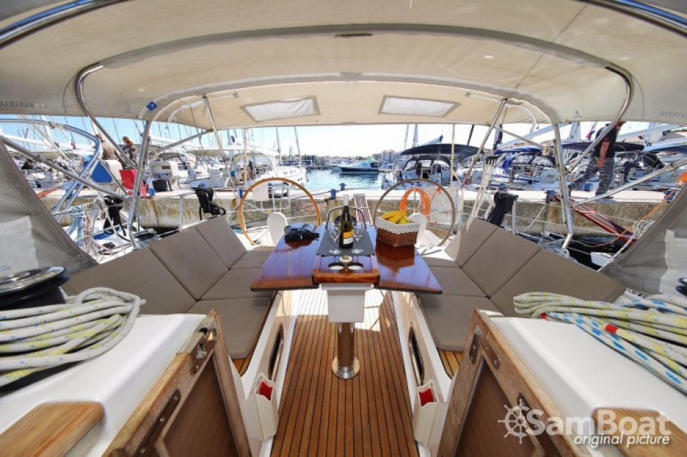 Sailboat for rent Marina Kornati at the best price