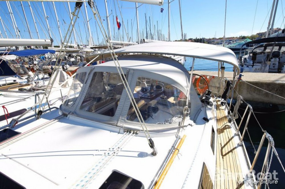 Rental Sailboat in Marina Kornati - Bavaria Cruiser 37