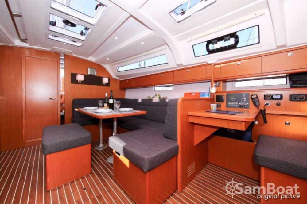 Bavaria Cruiser 41 S between personal and professional Marina Kornati