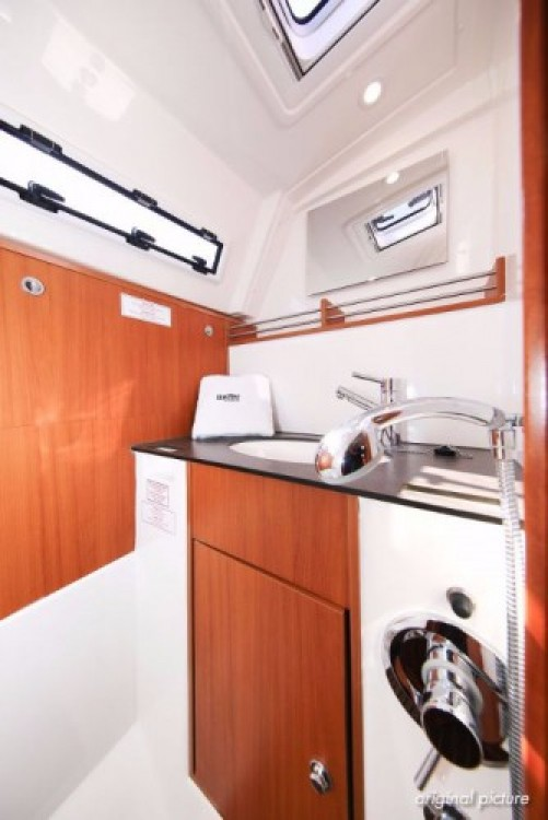 Boat rental Bavaria Cruiser 36 in Marina Kornati on Samboat