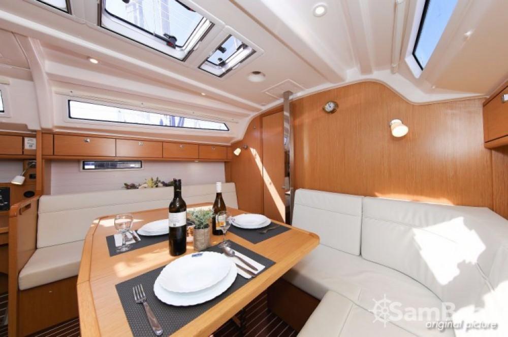 Bavaria Cruiser 37 entre particulares y profesional Croacia