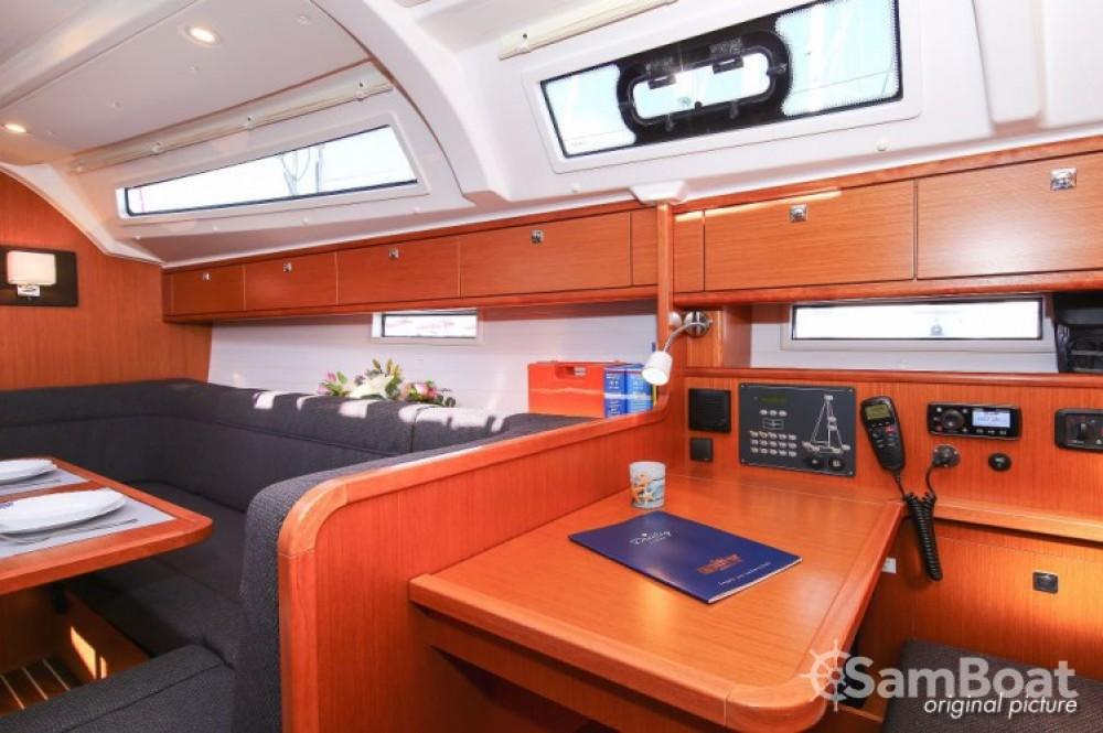Rent a Bavaria Cruiser 41 S Marina Kornati
