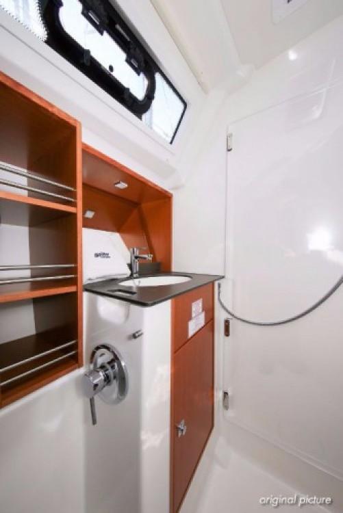 Rental Sailboat in Marina Kornati - Bavaria Cruiser 41 S