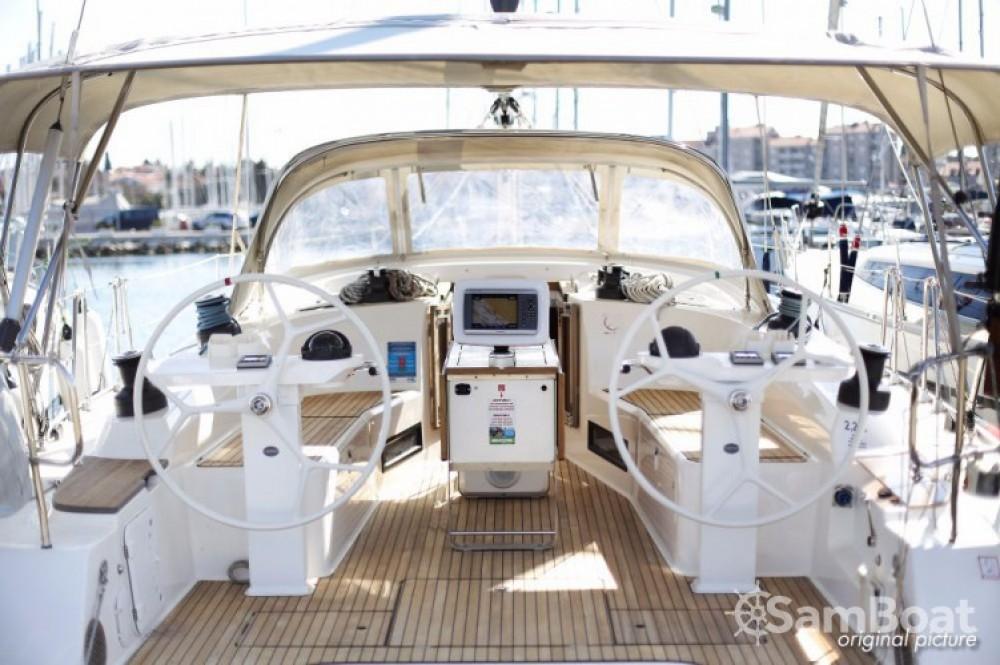 Rental yacht Marina Kornati - Bavaria Cruiser 45 on SamBoat