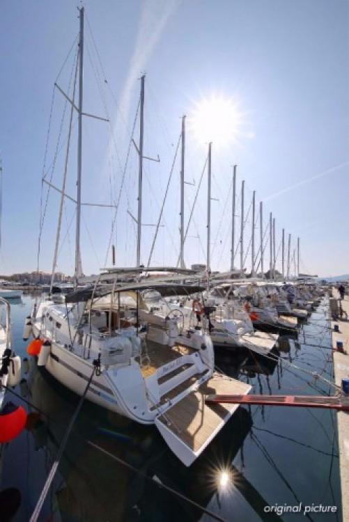 Bavaria Cruiser 45 between personal and professional Marina Kornati