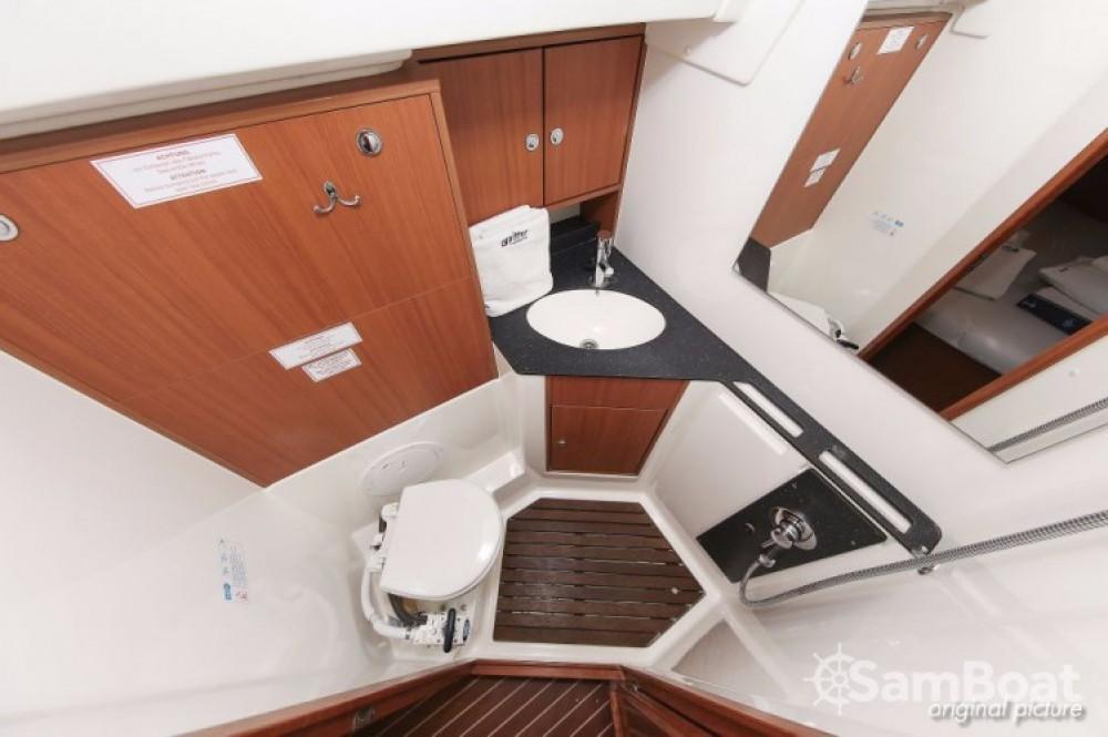 Alquiler de barcos Croacia barato de Cruiser 45