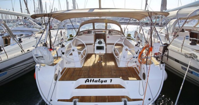 Location Voilier à Biograd na Moru - Bavaria Cruiser 46