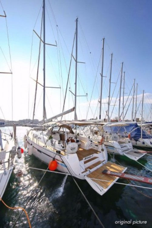 Rent a Bavaria Cruiser 46 Marina Kornati