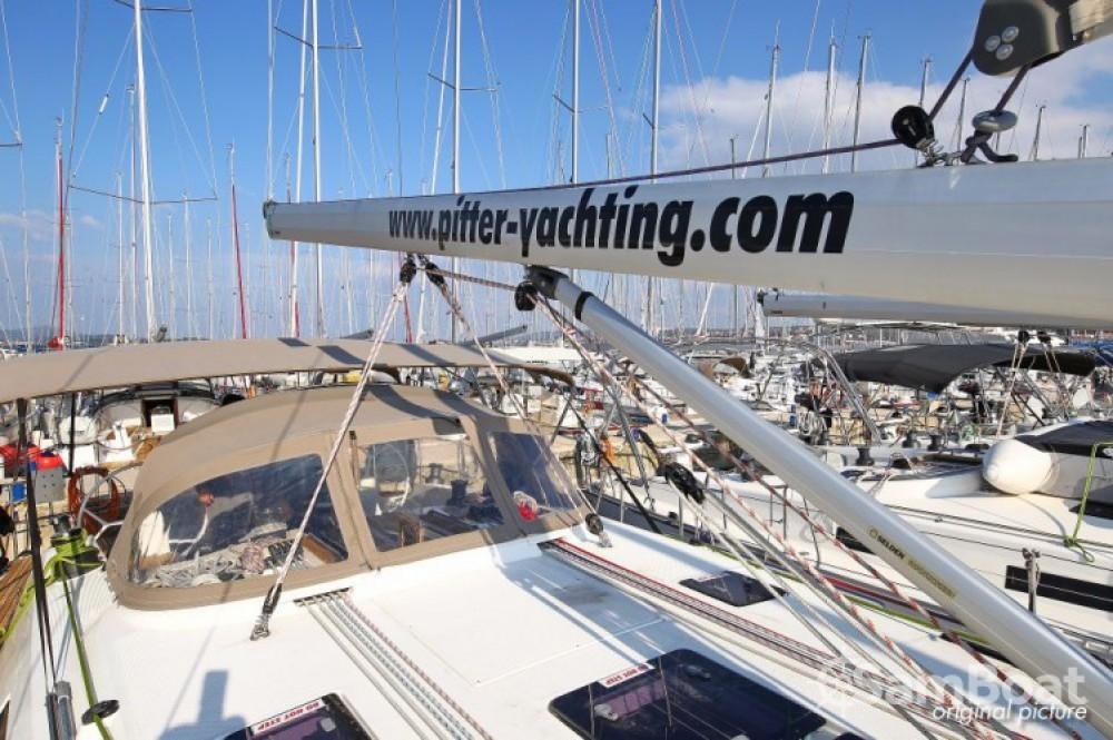 Bavaria Cruiser 46 between personal and professional Marina Kornati