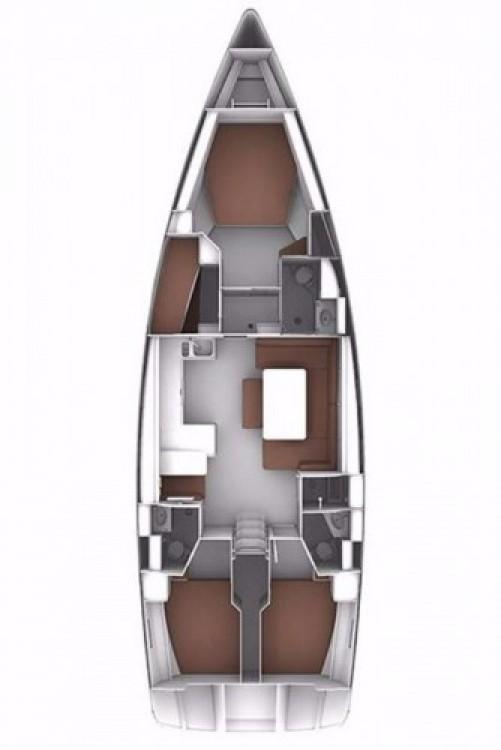 Rental yacht Marina Kornati - Bavaria Cruiser 51 on SamBoat
