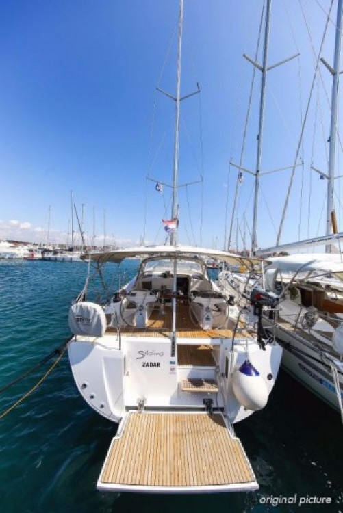 Alquiler de barcos Marina Kornati barato de Vision 46
