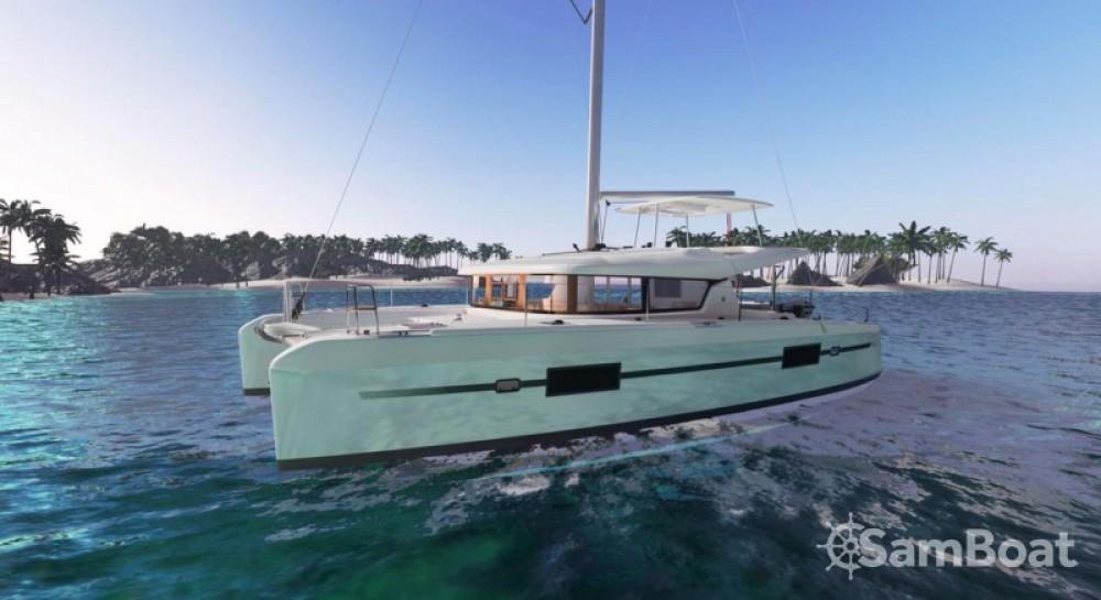 Boat rental Lagoon Lagoon 42 in Marina Kornati on Samboat