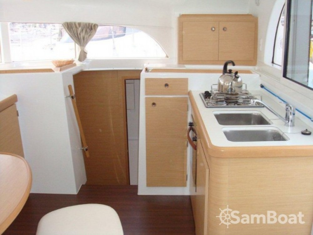 Catamaran for rent Lefkas at the best price
