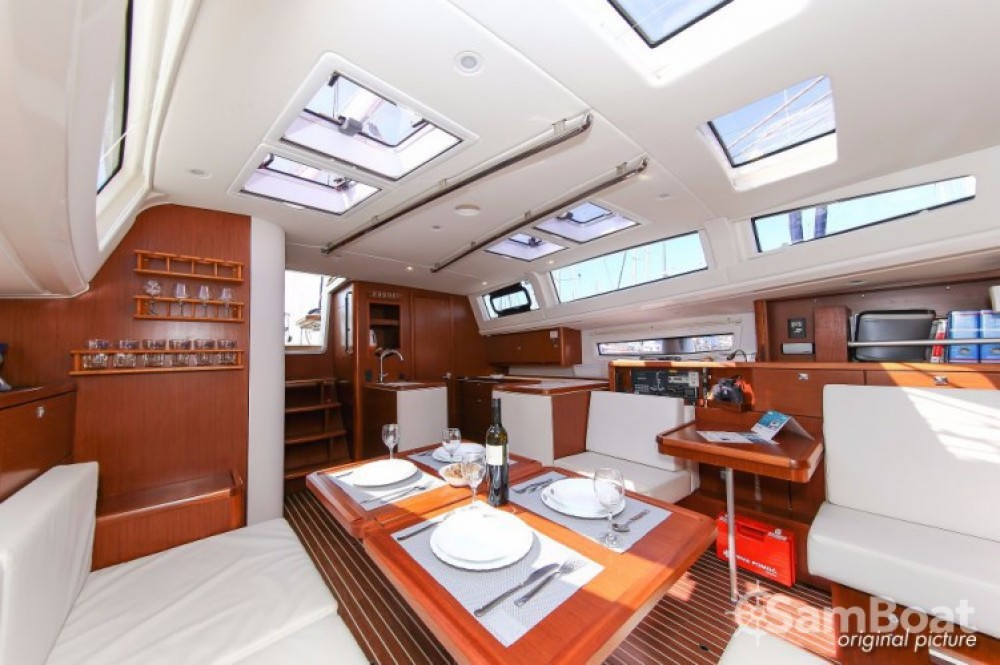 Alquiler de Bavaria Vision 46 en Marina Kornati