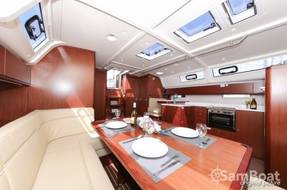 Boat rental Marina Kornati cheap Cruiser 51