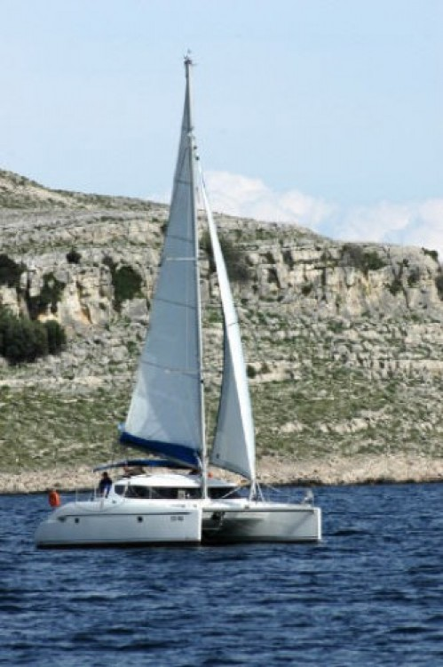 Location Catamaran à Zadar - Fountaine Pajot Lavezzi 40