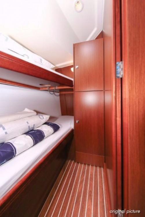 Bavaria Cruiser 51 between personal and professional Marina Kornati