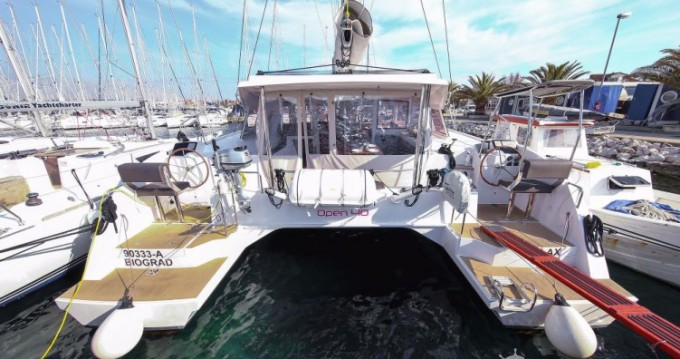 Louer Catamaran avec ou sans skipper Nautitech à Biograd na Moru