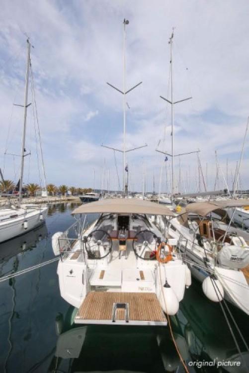 Rental yacht Marina Kornati - Jeanneau Sun Odyssey 349 on SamBoat